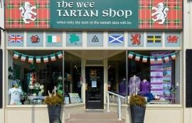 The Wee Tartan Shop